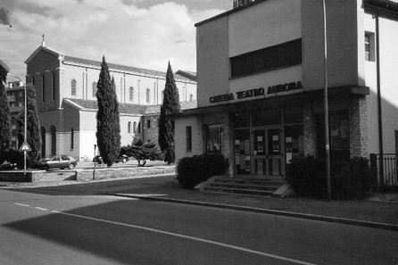 Cine Teatro Aurora Treviso