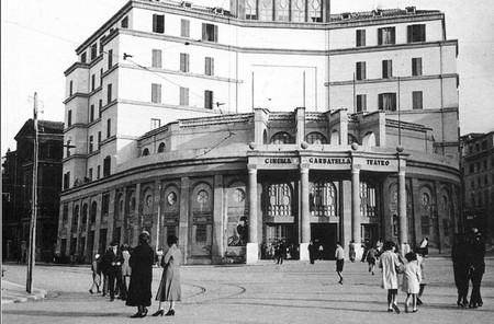 Cine teatro Garbatella Roma