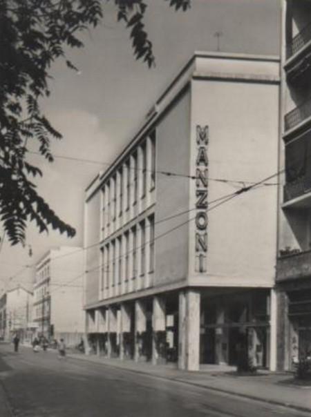 Cine Teatro Manzoni Monza
