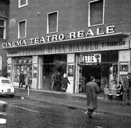 Cine Teatro Reale Roma