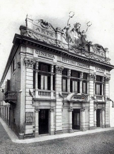 Cine Teatro Vittorio Emanuele Modena