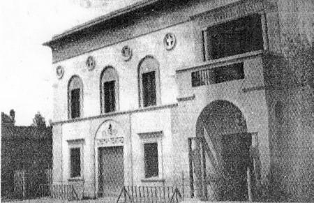 Cine teatro Vittorio Veneto Ponte Buggianese