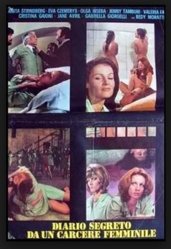 Diario segreto da un carcere femminile locandina 2