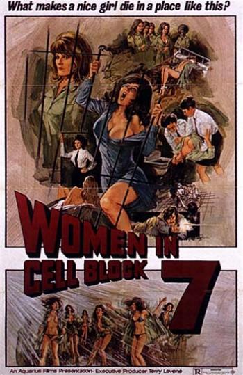 Diario segreto da un carcere femminile locandina 3