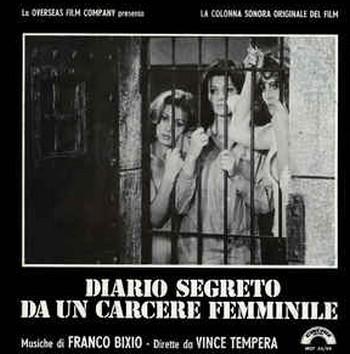 Diario segreto da un carcere femminile locandina sound