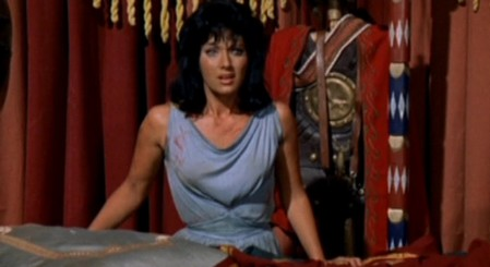 Helga Linè Spartaco e i 10 gladiatori