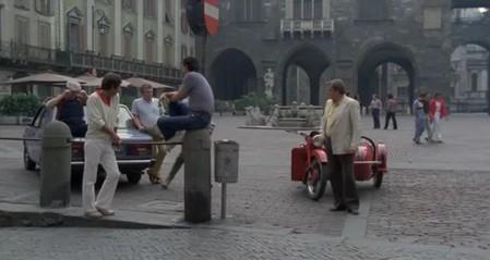Nessuno è perfetto location 1 Piazza vecchia Bergamo 2