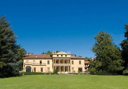 Nessuno è perfetto location Villa Masnada