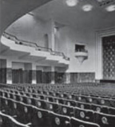 Sala Cine Cinema Barberini Roma