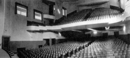 Sala Cine Cinema Di Giulio Brindisi