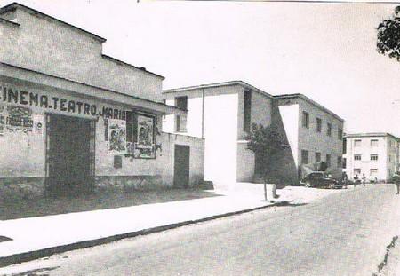 Cine Teatro Maria Napoli