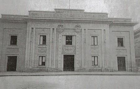 Cine Teatro Umberto di Savoia Salerno