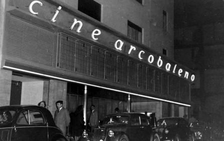 Cinema Arcobaleno trieste