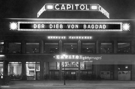 Cinema Capitol Budapest