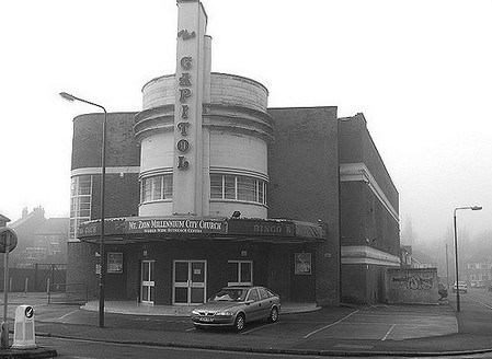 Cinema Capitol Radford, Nottingham