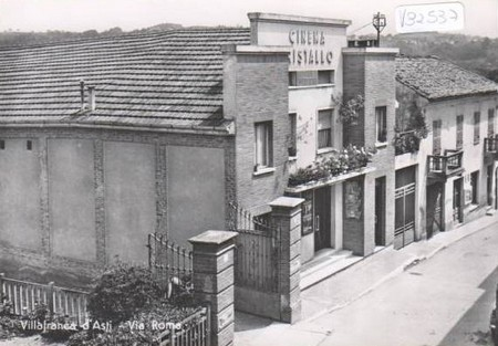 Cinema Cristallo Villafranca d'Asti