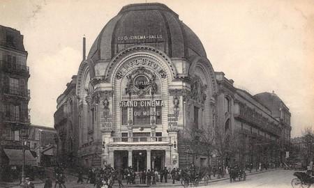 Cinema Hyppodrome Parigi