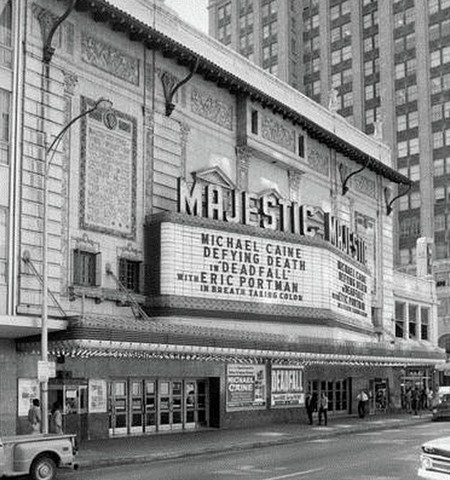 Cinema Majestic Houston Texas Usa