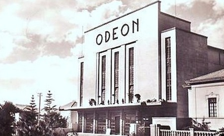 Cinema Odeon Asmara Eritrea