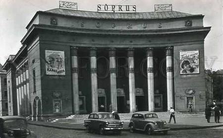 Cinema teatro Sopurs tallinin Estonia