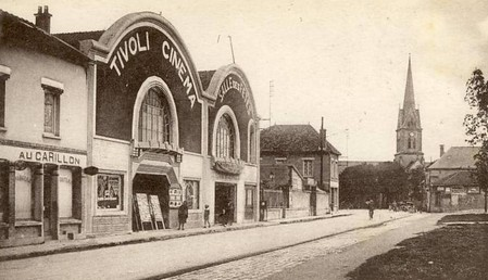 Cinema Tivoli Mourmelon le grand