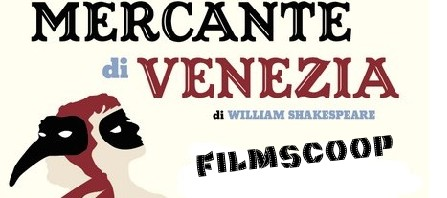 Il mercante di venezia Filmscoop banner