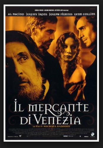 Il mercante di venezia locandina 1