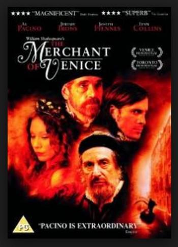 Il mercante di venezia locandina 3