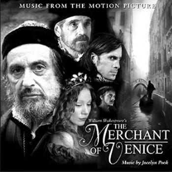 Il mercante di venezia locandina sound