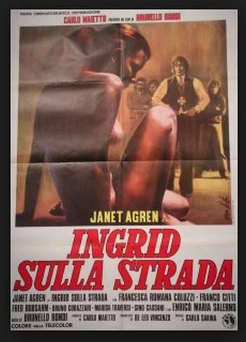 Ingrid sulla strada locandina 2