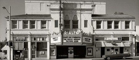 Rialto Theatre South Pasadena California