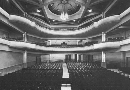 Sala Cine Teatro Palladium Roma