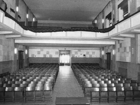 Sala Cinema Comunale Blefiore (Mn)
