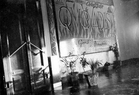 Sala interna Cinema Castelnuovo Magra (La Spezia)