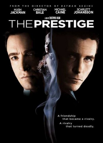 1 The prestige locandina