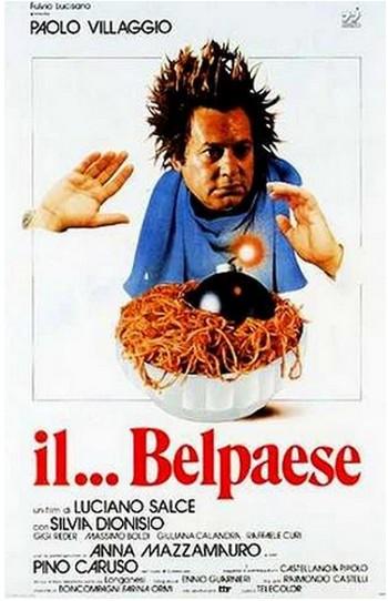 13 Il belpaese locandina