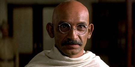 14 Gandhi foto