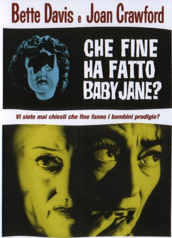 18 Che fine ha fatto Baby Jane locandina