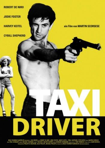 20 Taxi Driver locandina