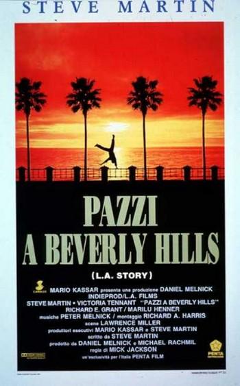 8 Pazzi a Beverly Hills locandina