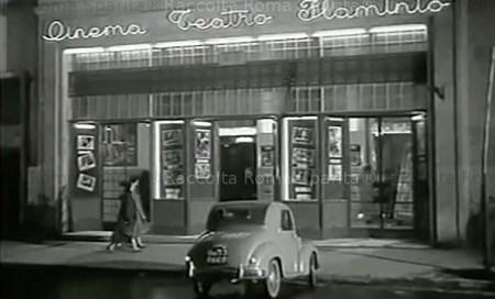 Cine Teatro Flaminio Roma