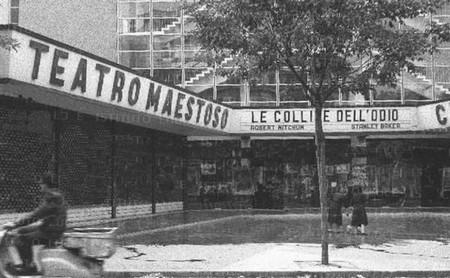 Cine teatro Maestoso Roma
