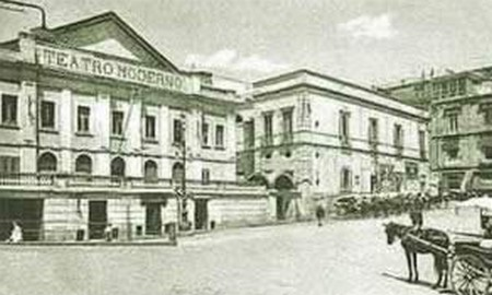 Cine Teatro Moderno Torre Annunziata
