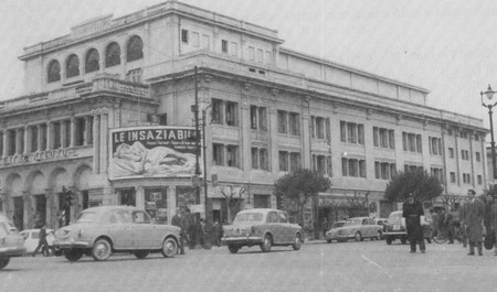 Cine Teatro Peloro Messina
