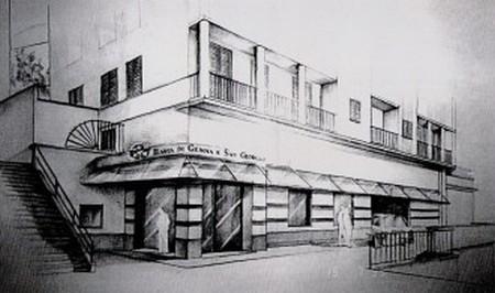 Cinema Alba Genova
