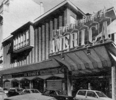 Cinema America Roma