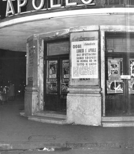 Cinema Apollo Roma