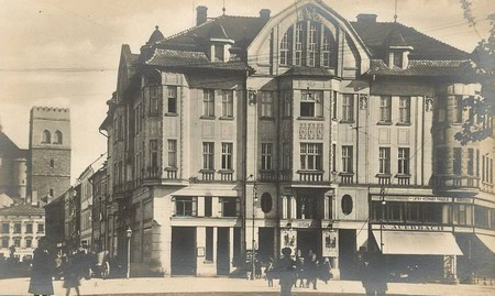 Cinema Edison Olomuc Repubblica Ceca