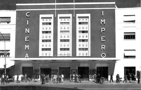Cinema Impero Asmara Eritrea