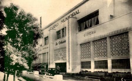 Cinema Le Colissee Costantine Algeria